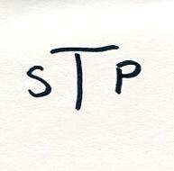 Swistle and Paul Thistle's couple monogram