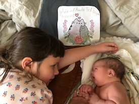 Baby Boy or Girl Markword, Sibling to Amel!@ M0rn!ng