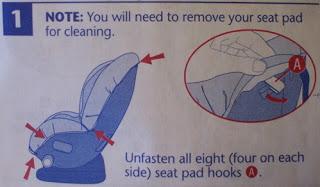 Evenflo triumph advance instructions.