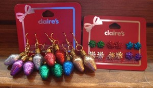 Christmas Earrings | Swistle